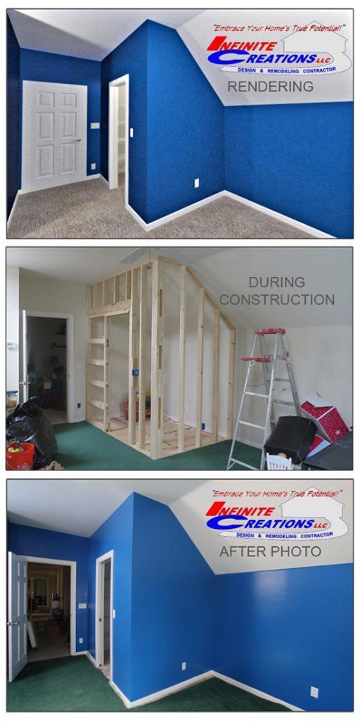 Closet Design Build