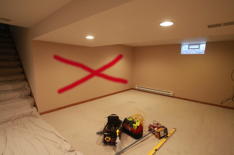 Basement Finishing Project 48 Remodeling Contractor Infinite Interesting Basement Remodeling Milwaukee