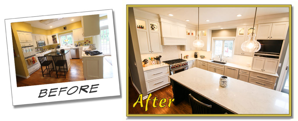 Kitchen 8 Before & After Image 2